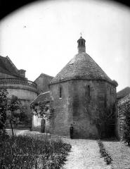 Ancien Hôtel-Dieu - Chauffoir