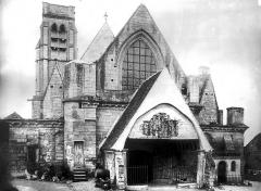 Eglise (ancienne église collégiale) - Ensemble