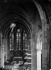 Eglise (ancienne église collégiale) - Choeur