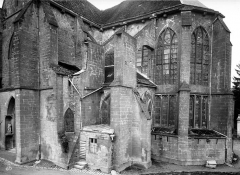 Eglise Saint-Pierre - Abside et transept