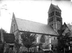Eglise Saint-Marie-et-Sainte-Brigitte de Nogent-les-Vierges - Ensemble sud