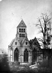Eglise Saint-Marie-et-Sainte-Brigitte de Nogent-les-Vierges - Abside