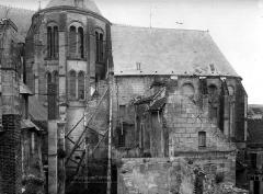 Ancienne cathédrale (église Notre-Dame) et ses annexes - Transept sud