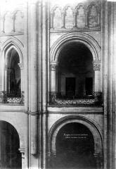Ancienne cathédrale (église Notre-Dame) et ses annexes - Galerie du choeur