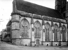 Ancienne cathédrale (église Notre-Dame) et ses annexes - Salle capitulaire