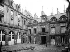 Hôtel d'Aumont - Cour