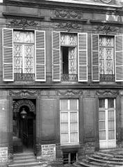Hôtel d'Aumont - Extérieur