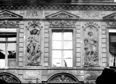 Hôtel Béthune-Sully - Façade sur cour