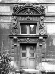 Hôtel Béthune-Sully - Porte