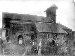 Chapelle de Perse - Ensemble sud