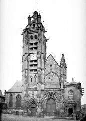 Cathédrale Saint-Maclou - Ensemble ouest