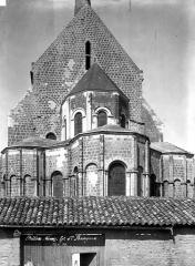 Eglise Sainte-Radegonde - Abside