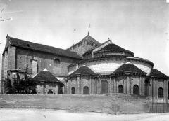 Eglise Saint-Hilaire - Abside sud