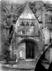 Eglise Notre-Dame-la-Grande - Portail