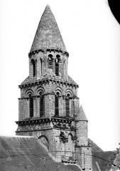 Eglise Notre-Dame-la-Grande - Clocher