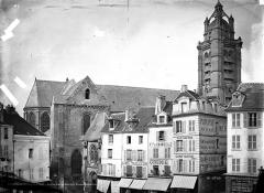 Cathédrale Saint-Maclou - Façade nord