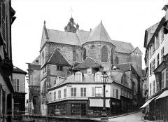 Cathédrale Saint-Maclou - Abside