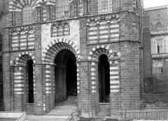 Cathédrale Notre-Dame et ses dépendances - Façade, partie