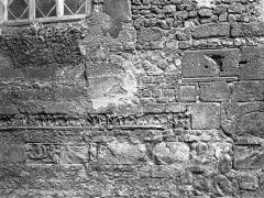 Baptistère Saint-Jean - Fragment de mur