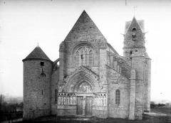 Eglise Saint-Eliphe - Ensemble ouest