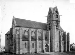 Eglise Saint-Eliphe - Ensemble sud