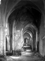 Eglise Saint-Eliphe - Bas-côté