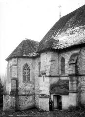 Eglise - Abside, côté sud