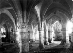 Eglise - Chapelle basse