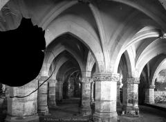 Eglise - Crypte