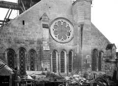 Eglise Saint-Pierre Saint-Paul - Abside
