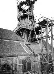 Eglise Saint-Pierre Saint-Paul - Clocher