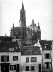 Ancienne cathédrale et son chapître - Ensemble est