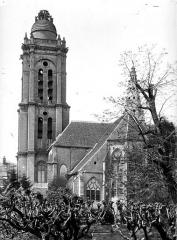 Eglise Saint-Pierre - Ensemble sud-est