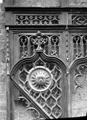 Eglise Saint-Michel l'Archange - Détail