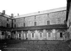 Anciens bâtiments conventuels de Sainte-Marie - Cloître