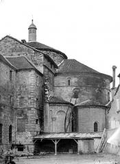 Anciens bâtiments conventuels de Sainte-Marie - Abside