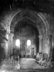 Ermitage ou Chapelle de la Trinité - Nef