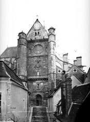 Eglise Saint-Florentin - Façade ouest