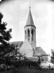 Eglise Saint-Martin - Façade nord-est