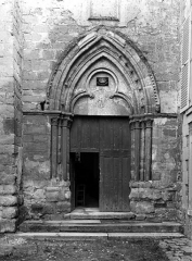 Eglise Saint-Martin - Portail ouest