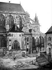 Cathédrale Saint-Pierre Saint-Paul - Abside