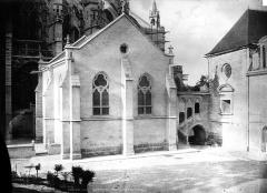 Cathédrale Saint-Pierre Saint-Paul - Sacristie