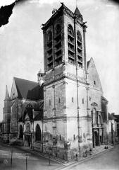 Eglise Saint-Nizier - Ensemble nord-ouest