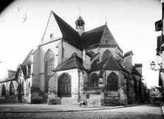 Eglise Saint-Nizier - Ensemble sud-est