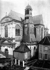 Eglise Saint-Pantaléon - Ensemble sud-ouest