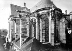 Eglise Saint-Pantaléon - Abside