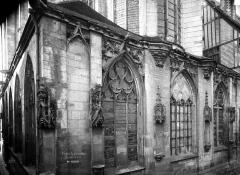Eglise Saint-Pantaléon - Fenêtres