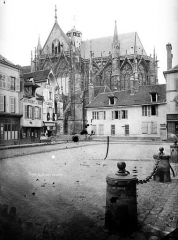 Eglise Saint-Urbain - Façade sud