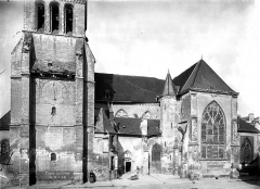 Eglise Saint-Rémy - Ensemble sud