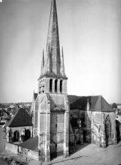 Eglise Saint-Rémy - Clocher